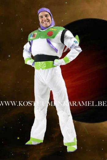 Buzz Lightyear Kostuum