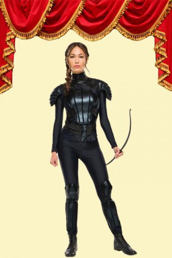 Katniss Everdeen Kostuum