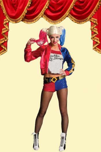 Harley Quinn Kostuum