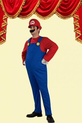 Mario Kostuum