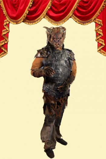 Kostuum Ork