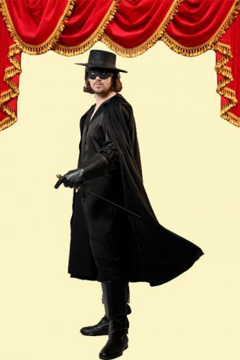 Zorro Kostuum